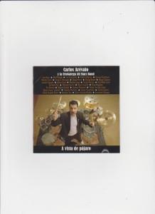 Carlos Arévalo - Urugalega - portada
